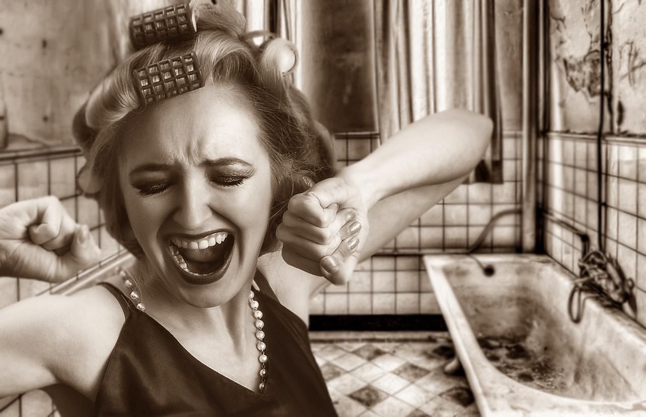 traiter cheveux secs