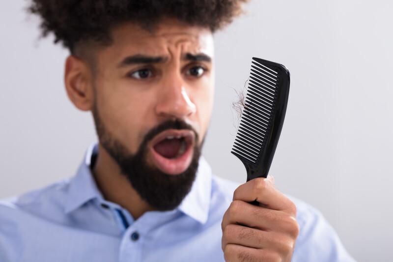 Manque de fer et chute de cheveux