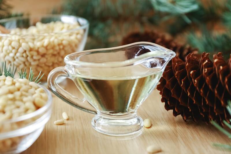 Traitement calvitie avec l'huile de cèdre