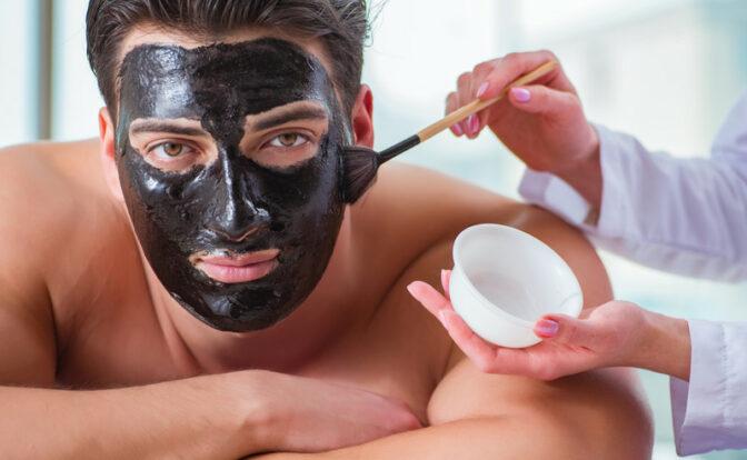 meilleur masque pour enlever les points noirs pour homme