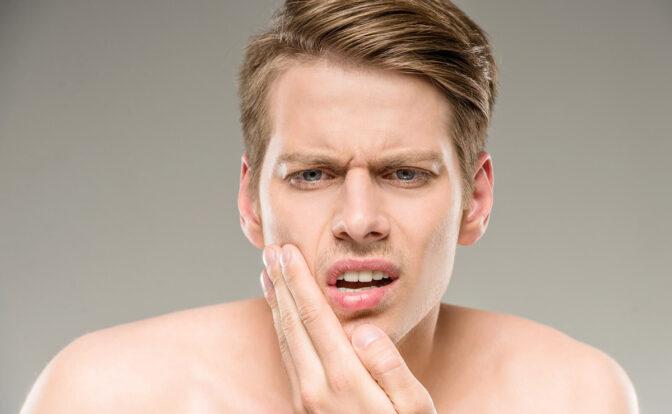 éviter boutons après le rasage
