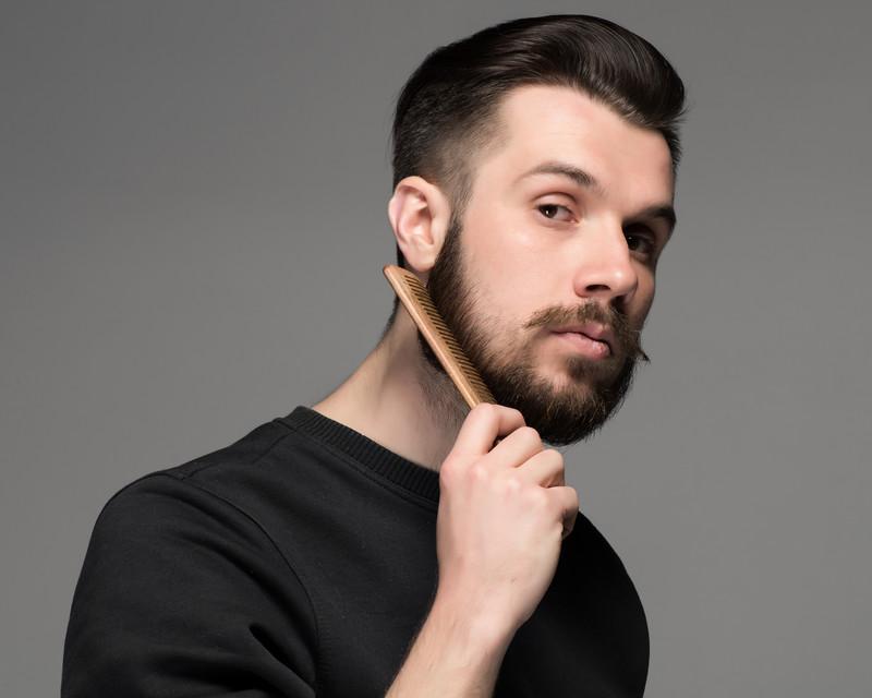 Comment bien peigner sa barbe