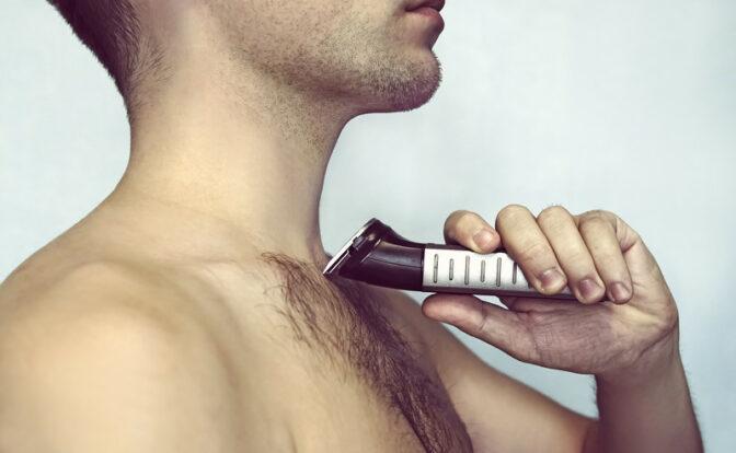 meilleure tondeuse corps pour homme